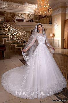 Свадебные платья от Татьяны Каплун 2017