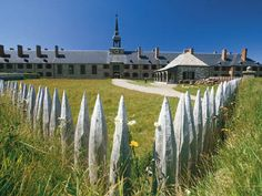 Canadian Travel: 10 Things You Must Do in Cape Breton: Visit the Fortress of Louisbourg Canadian Travel, Canadian Rockies, Annapolis Royal, Star Fort, Atlantic Canada, Cape Breton, Prince Edward Island, Nova Scotia, Places To Travel