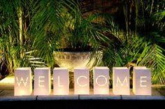 Mots de lumière pour beau jardin de nuit - Embellir un jardin avec les lumières d'extérieur - CôtéMaison.fr