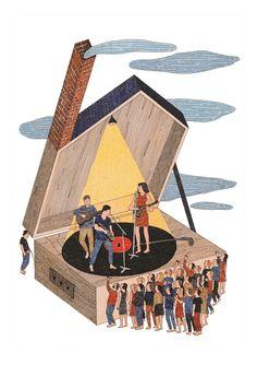 Image pour Petit Bain (festival Comme à la maison)