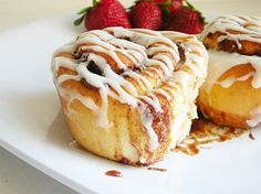 cinnamon rolls - have to try!