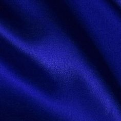 Stretch Charmeuse Satin Royal from @fabricdotcom  This lightweight and silky soft charmeuse satin has a beautiful hand and drape.  It has 10% stretch across the grain for added comfort and ease.  Fabric is perfect for blouses, special occasion apparel,  lingerie, dresses and skirts - especially on the bias.