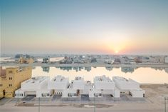 AAP's geometric residences are inspired by the Kuwait way of life