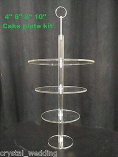 Base para pastel candelabro