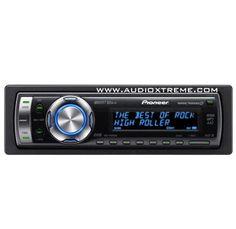 เครื่องเสียงรถยนต์ สินค้าใหม่ Pioneer DEH-P5950IB http://www.audioxtreme.com/car-audio-product/10/837/Pioneer-DEH-P5950IB.html