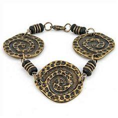 South Africa Brass Bracelet