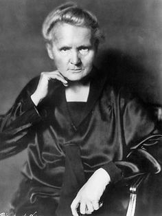 Marie Curie (1867-1934) Two-time Nobel laureate Marie Curie discovered polonium and radium, founded the concept of radiology. The first woman to receive the Nobel Prize and the first female Professor of General Physics in the Faculty of Sciences at the Sorbonne in Paris, Curie was beloved by her colleagues for her calm, singular focus, lack of pretense and professional drive. Her work with radiation is now part of the most sophisticated cancer-treatment protocols in the world.