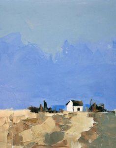 Sandra Pratt - Blue Sky