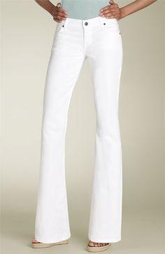 NYDJ Women's Petite Wylie Trouser Jeans, Sand Dollar, 12. Five ...