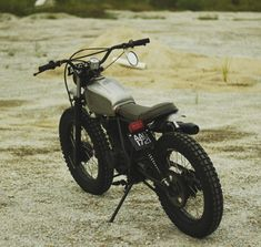 Honda XLS125 Tracker