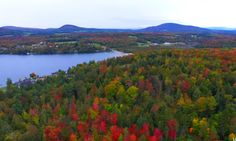 You'll be amazed by this bird's eye footage of fall foliage in Vermont.  Shot in the Northeast Kingdom, this is foliage like you've never seen before.