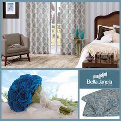 Na decoração, os detalhes fazem toda a diferença e deixam os ambientes mais aconchegantes. Combine delicadeza com ousadia e aposte nas cortinas com cores. A Bella Janela tem opções para todos os estilos!