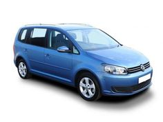 The Volkswagen Touran Diesel Estate #carleasing deal | One of the many cars and vans available to lease from www.carlease.uk.com