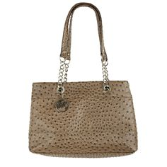 113e8316f7fa8  Emilie M Handbags is giving away this Ostrich Double Shoulder bag with  Chain Handle.