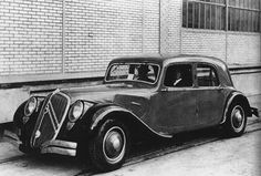 Citroën Traction Avant 22CV