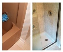 Rebath Bathroom Remodel Before And After Re Bath Before