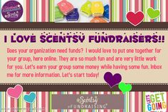 Lets Put Fun Back Into Fundraisers Together!! Contact Me at: http://laurenlewis.scentsy.us