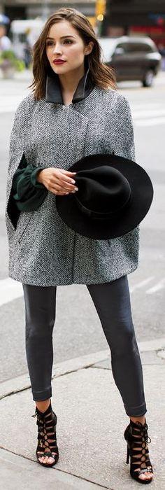 Olivia Culpo in Bebe, fall 2015.