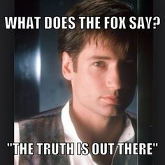 no one on Pi...X Files The Truth Is Out There Wallpaper