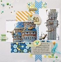 A Project by sstringfellow from our Scrapbooking Stamping Galleries originally submitted 05/15/13 at 10:34 AM