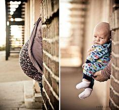 Heyecanlı, fikirbaz anne ve babaların ilginç doğum öncesi-sonrası fotoğrafları