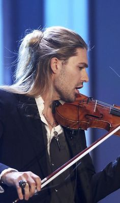 David Garrett - @~ Mlle ~   Dear Lord, how gorgeous! May I please give you a kiss on those beautiful lips? ~kohco