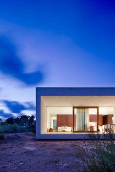 três _ studio: Casa/Estudio en Formentera, la casa que te convertirá en workaholic ;)