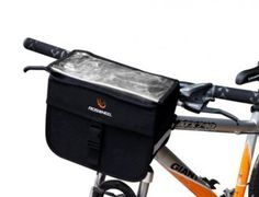 Bicycle bag-2012 Cycling Bicycle bike handlebar bag front basket Waterproof yq4tkl0 Bicycle frame bag is ideal for storing most usual accessories while you are cycling,such as mobile phone,your wallet,keys,camera and small tools,etc. At our Bicycle Shops we know Bicycle bike handlebar bag front basket and Panniers Bags Bicycle. We supply many high quality and cheap price Bicycle Bags.
