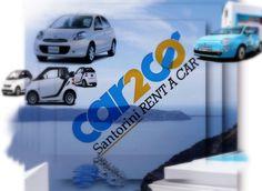 Rent a Car in Santorini island