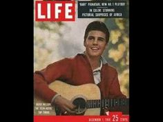 Ricky Nelson.....You're Free To Go