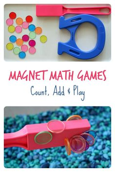 Magnet Math Game - Fantastic Fun & Learning