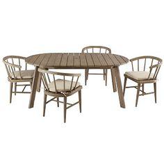 Dexter Outdoor Expandable Dining Table | west elm