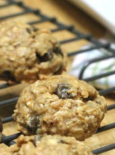 Peanut Butter - Oatmeal Chocolate Chip Cookies
