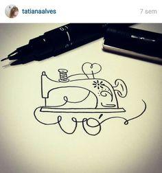 #tattoo #vo #tatianaalves
