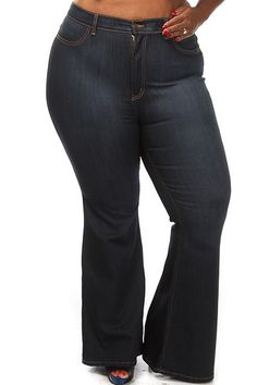 Waist Jeans bell bottoms Plus Size High Waist Bell Bottom Jeans Plus Size High Waist Bell Bottom Jeans Reduce Thigh Fat, Exercise To Reduce Thighs, Pink Clubwear, Plus Size Jeans, Easy Workouts, Plus Size Women, Bell Bottoms, Plus Size Fashion, Bell Bottom Jeans