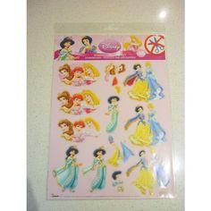 Disney Princess Die-Cut 3D Decoupage Princesses EASYPF48 for Cardmaking Listing in the 3D Decoupage,Scrapbooking & Cardmaking,Crafts, Handmade & Sewing Category on eBid United Kingdom | 144291785