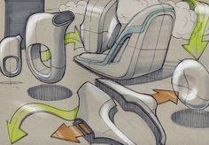 Doodles by Mihai Hogea, via Behance