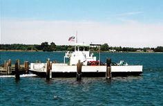 The Oxford-Bellevue Ferry is the oldest privately owned and continuously operating ferry in the nation.