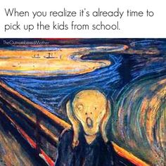 """4,619 Likes, 86 Comments - Scary Mommy (@scarymommy) on Instagram: """"Time flies. (via: @outnumberedmother) #momlife #motherhoodunplugged #parenting #school #motherhood…"""""""