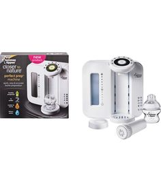 Buy Tommee Tippee Closer to Nature Perfect Prep Machine at Argos.co.uk - Your Online Shop for Baby food preparation.