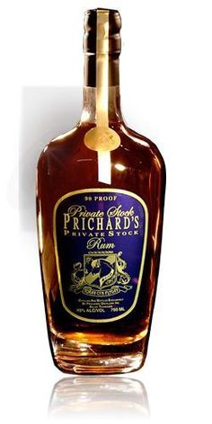 Prichard's rum is the best Vodka, Tequila, Cigars And Whiskey, Bourbon Whiskey, Scotch Whisky, Alcohol Bottles, Liquor Bottles, Gin, Fun Drinks