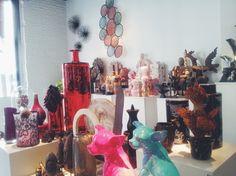 Design store Objeto de Deseo in #Barcelona.