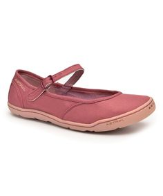 Look at this #zulilyfind! Plum & Rose Mary Jane - Women by Astral #zulilyfinds