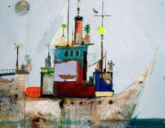 The Ark Explorer, 2010. Emmy van Biervliet