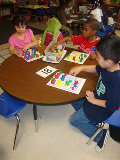 Learning Adventures: Comparing Numbers 15-20 on Ten Frames