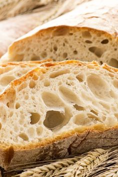 Homemade Ciabatta Bread Recipe #ciabattabreadrecipes