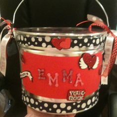 cute bucket