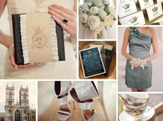 Inspiration Board: Perfect Time for Pastels - Pastel Wedding Inspiration - eleGALA.com