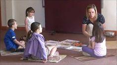 Deutsch als Fremdsprache im Kindergarten - YouTube