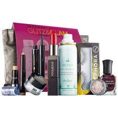 Glitz & Glam Party Essentials Sampler - Sephora Favorites | Sephora